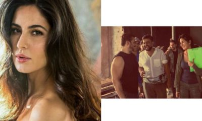 Katrina Kaif Tiger Zinda Hai Wrap Up_Bollyworm