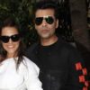 Karan Johar and Neha