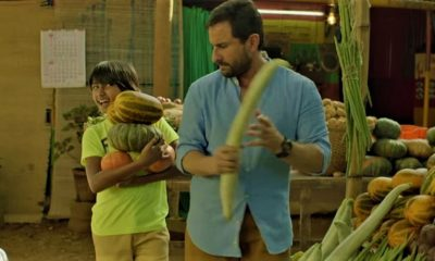 Saif Ali Khan Svar Kamble Chef Banjaara song_Bollyworm