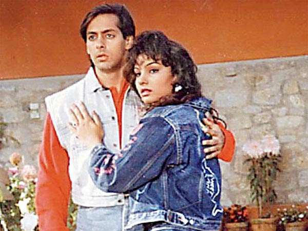 Salman Khan and Somy Ali