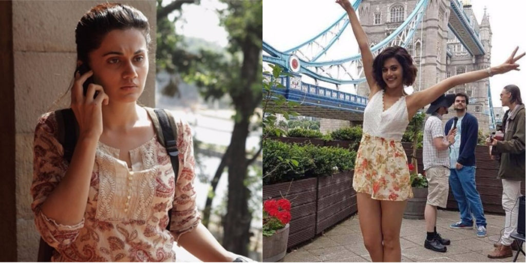 Taapsee Pannu Conent