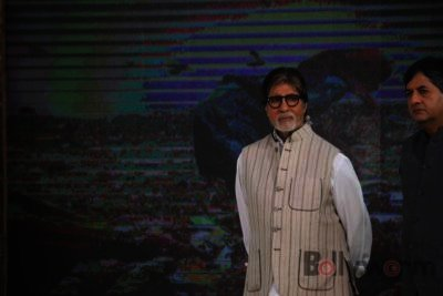 Amitabh Bachchan Cleanliness Drive NDTV-Bollyworm (6)