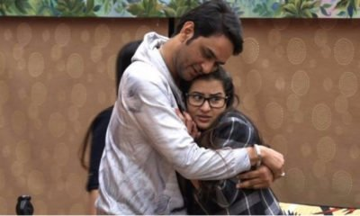 Bigg Boss Vikas and Shilpa