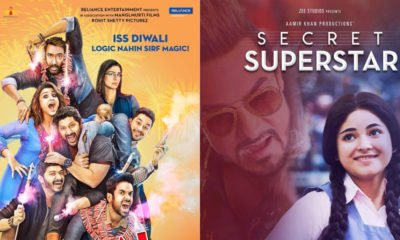 Golmaal Again Secret Superstar
