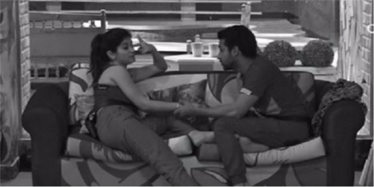 Bigg Boss 11 Puneesh Sharma and Bandgi Kalra