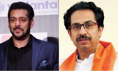Salman Khan and Uddhav