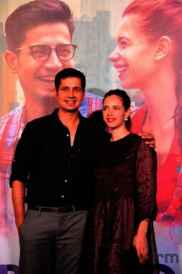 Sumeet Vyas Kalki Koechlin Ribbon Trailer Launch Bollyworm (1)