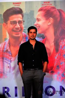 Sumeet Vyas Kalki Koechlin Ribbon Trailer Launch Bollyworm (13)