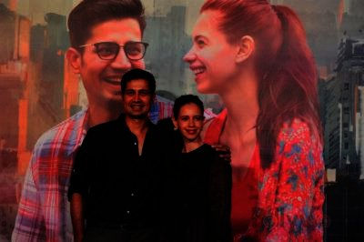 Sumeet Vyas Kalki Koechlin Ribbon Trailer Launch Bollyworm (17)