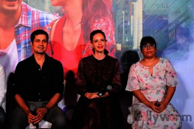 Sumeet Vyas Kalki Koechlin Ribbon Trailer Launch Bollyworm (4)
