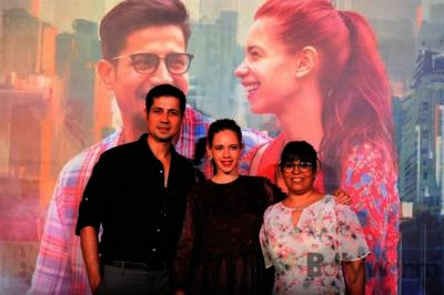 Sumeet Vyas Kalki Koechlin Ribbon Trailer Launch Bollyworm (9)