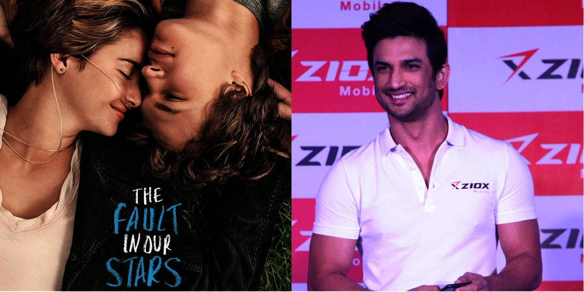 Sushant Singh Rajput The Fault In Our Stars