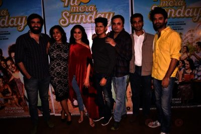 Tu Hai Mera Sunday Special Screening Bollyworm (2)