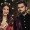 Virat Kohli and Anushka Sharama