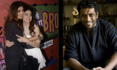 Anurag Basu and Shilpa Shetty