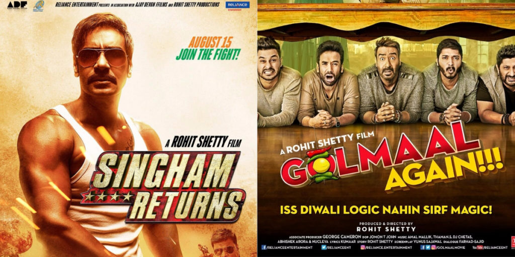 Golmaal Again Shingam