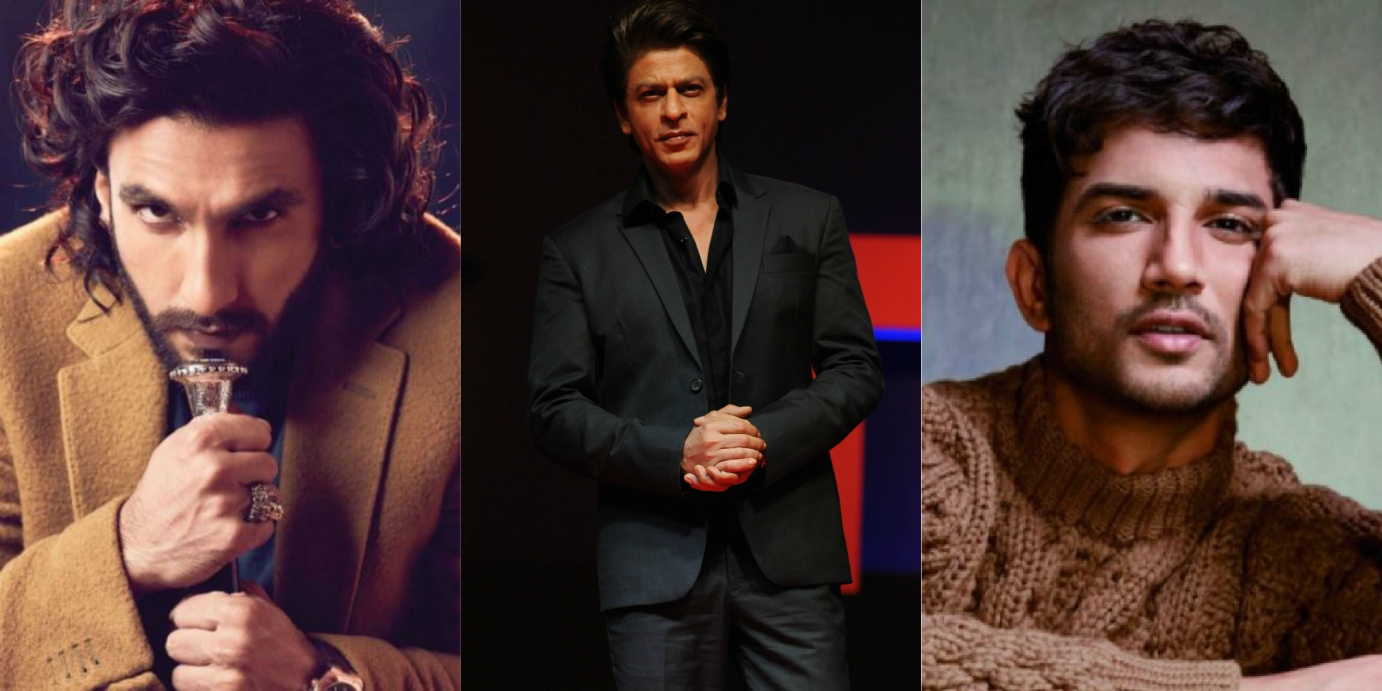 WHAT?! A three-way clash between SRK, Ranveer and Sushant? - Bollyworm