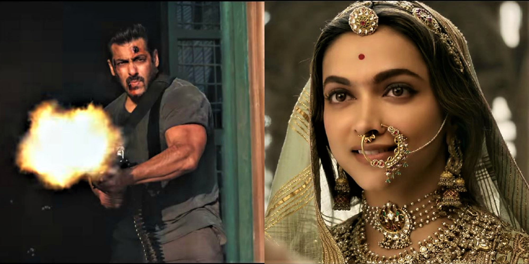 Deepika Padukone And Salman Khan Movie Padmavati: Salm...