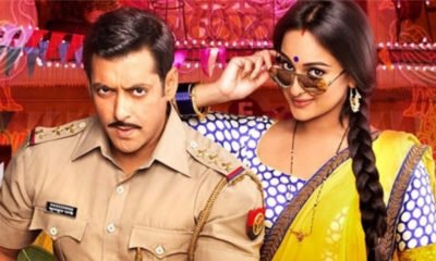 Salman Khan and Sonakshi