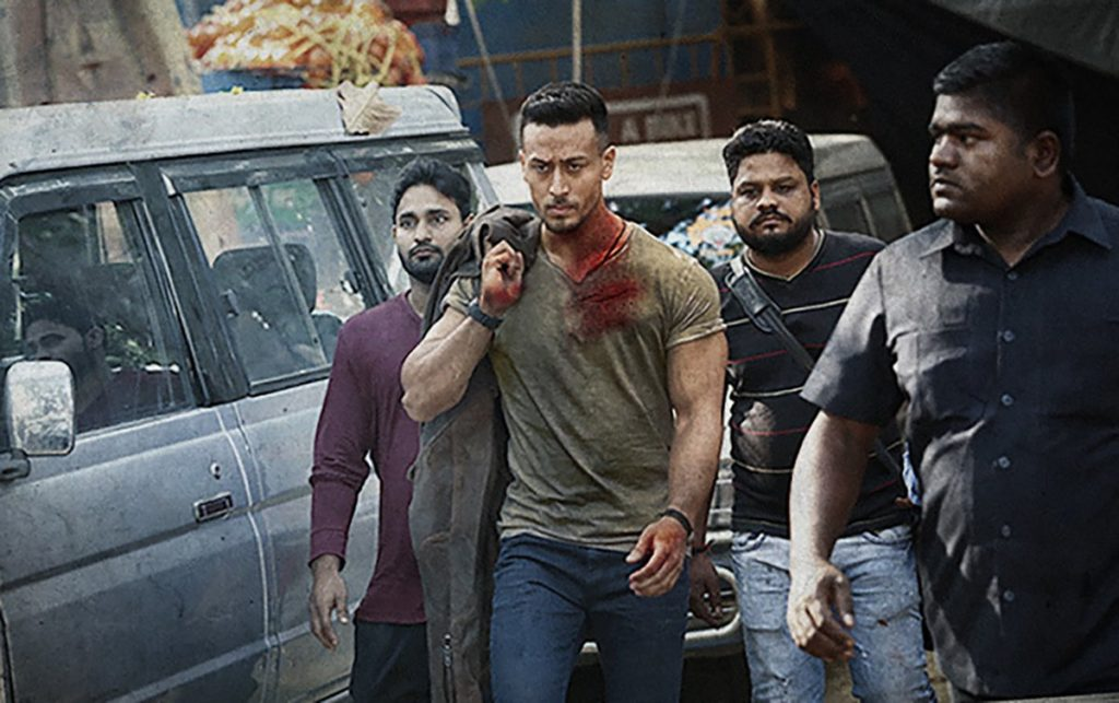 Tiger Shroff's latest still from 'Baaghi 2' sets has got us intrigued!