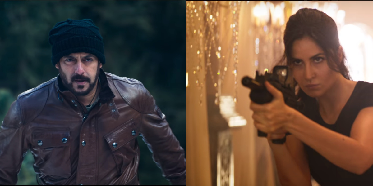 Check Out The Action-packed Trailer Of Salman Khan