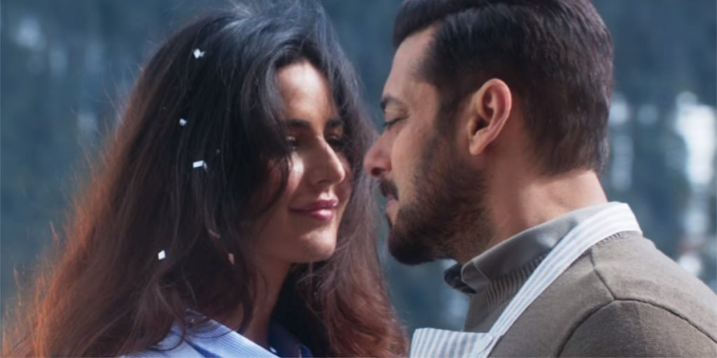 Salman Khan Tiger Zinda Hai Movie Second / 2nd Day Collections Report