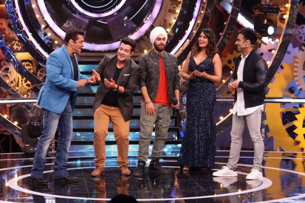 Big Boss 11: Salman Khan is angry at Arshi Khan