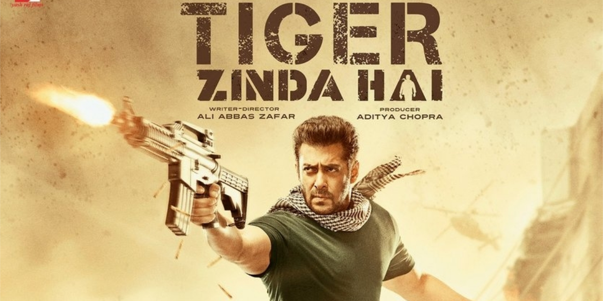 Deepika Padukone And Salman Khan Movie Tiger Zinda Hai ticket...