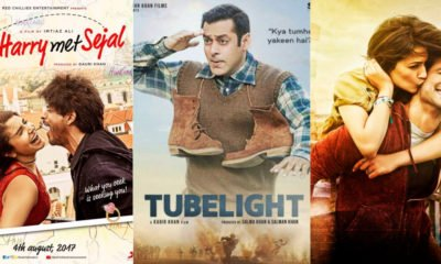 Worst film Tubelight, Jab Harry Met Sejal, Raabta