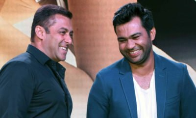 Ali Abbas Zafar and Salman Khan Bharat