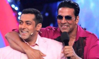 Salman Khan and Akshay Kumar Bigg Boss 11