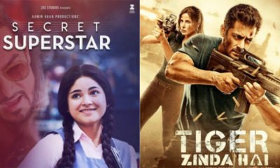 Secret Superstar Tiger Zinda Hai