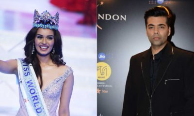 Student Of The Year 2 Manushi Chhillar
