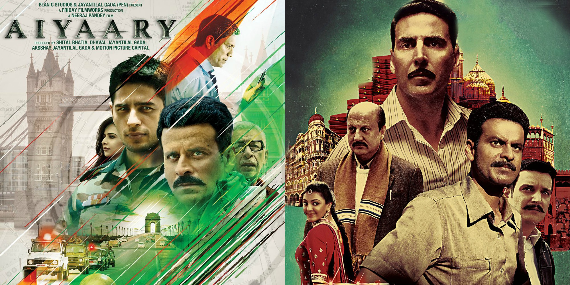 LISTEN UP! Aiyaary has a SPECIAL connection with Special 26
