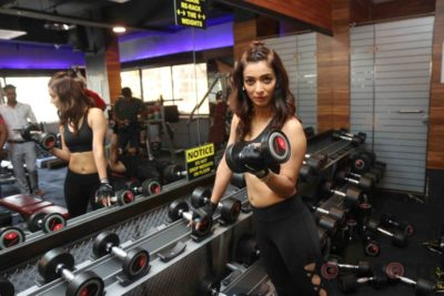 Heena Panchal Cloud9 Gym Workout Bollyworm (3)
