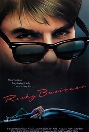 Risky Bussiness Tom Cruise