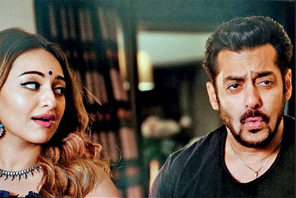 Salman Khan, Sonakshi Sinha to reunite for special number before Dabangg 3