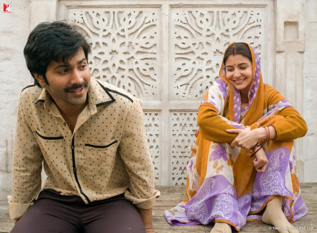 Sui Dhaaga First Look: Varun Dhawan and Anushka Sharma look perfect