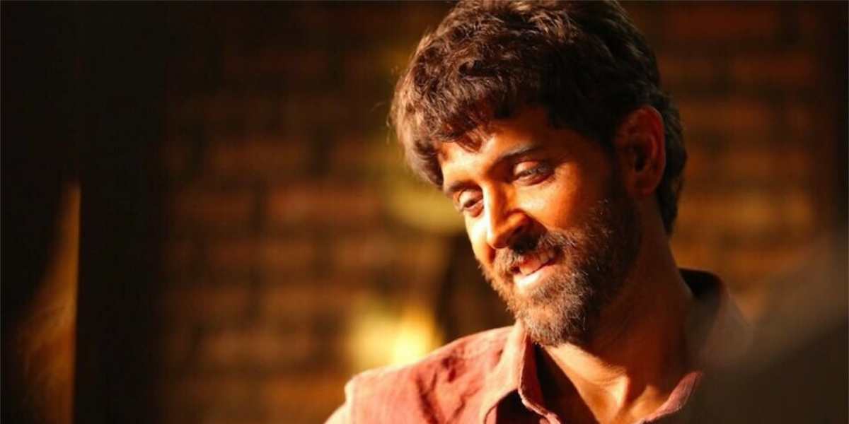 Hrithik Roshan's first look from Super 30 out! - Bollyworm