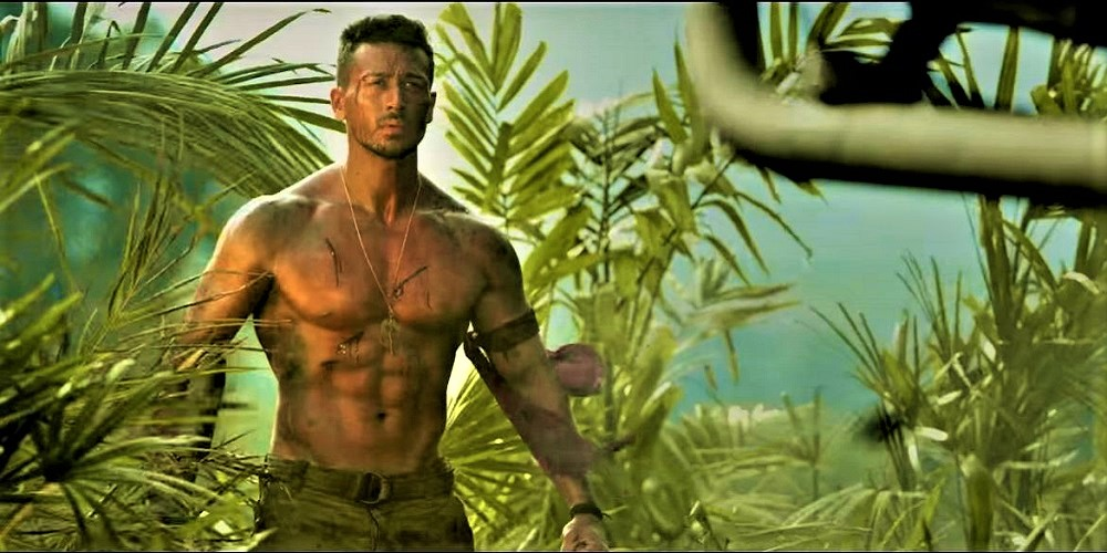 'Baaghi 2' reaps 45.50 crore at box office in first two days