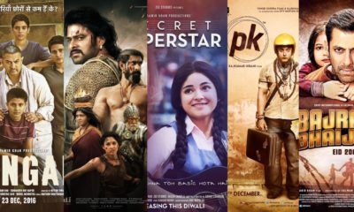 Top 5 Indian Films