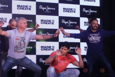 Sidharth Malhotra made brand ambassador for Pepe Jeans India Bollyworm (1)