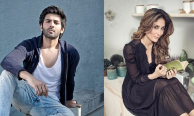 Kartik Aaryan and Kareena Kapoor Khan