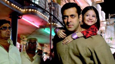 'Bajrangi Bhaijaan' beats 'Dangal' first day collections in China