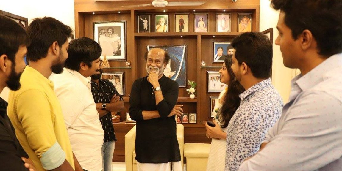 Mercury Team meets Superstar Rajinikanth (2)
