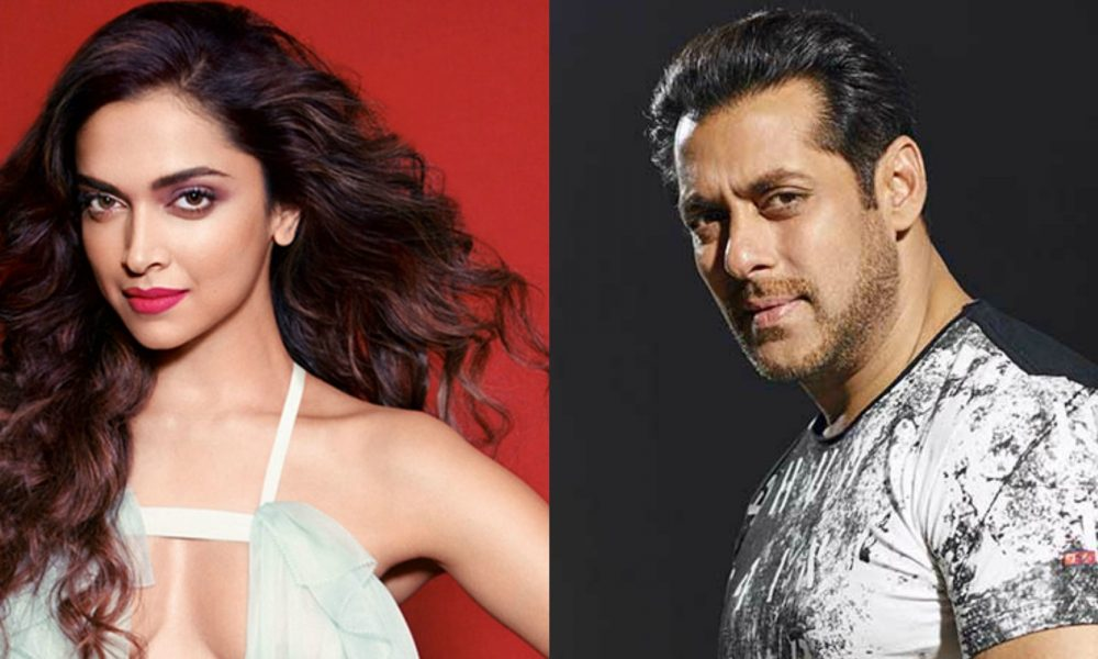 Deepika Padukone And Salman Khan Movie When Deepika Pa...
