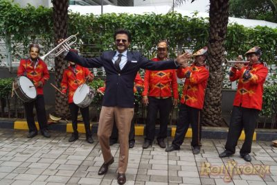 Anil Kapoor launches the Fanney Khan trailer with a musical treat Bollyworm (7)