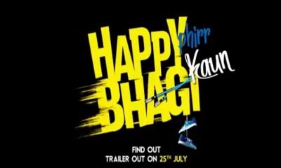 Happy Phir Bhaag Gayi