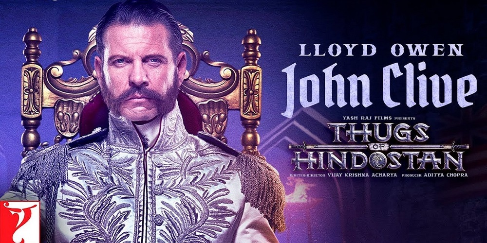 Image result for john clive thugs of hindostan