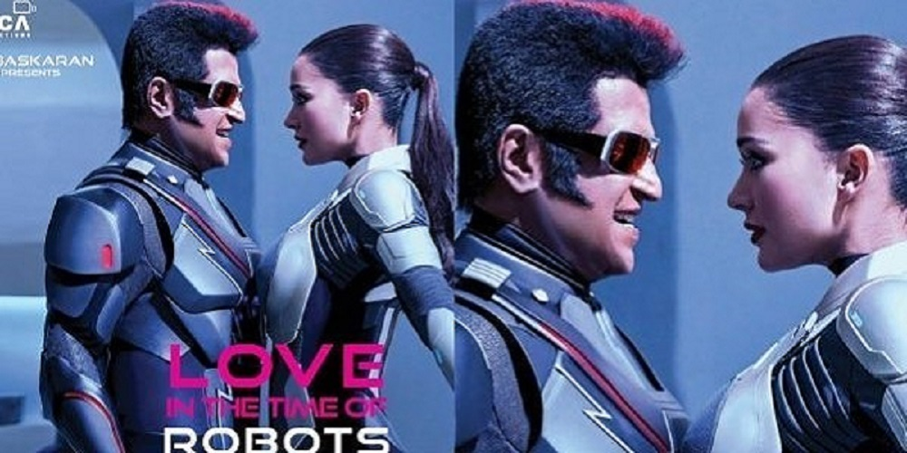 2.0: The New Poster Gives Us A Glimpse Of Rajinikanth